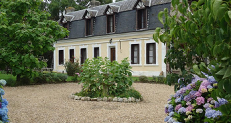 Chambre d'hôtes: maison d'hôtes mon repos à les loges (130968)