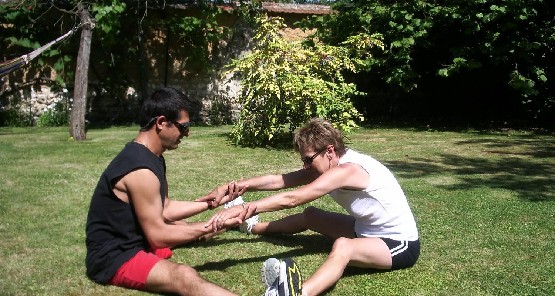 Activity: coaching sportif in villeneuve-de-berg (131059)