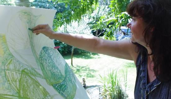 Apprenez à peindre la nature picture