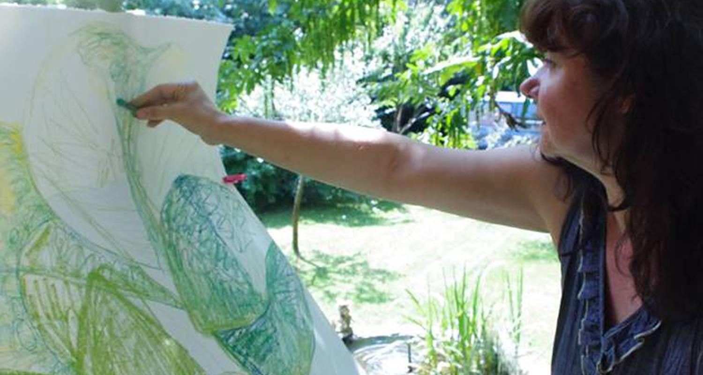 Activité: peignez la nature : paysages et végétaux à montélimar (131048)
