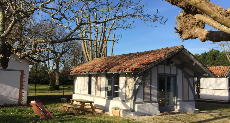 Logement meublé: maison de charme 'la nord'  à angresse (131063)