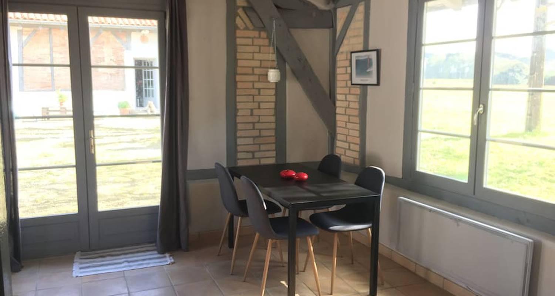 Logement meublé: maison de charme 'la nord'  à angresse (131072)