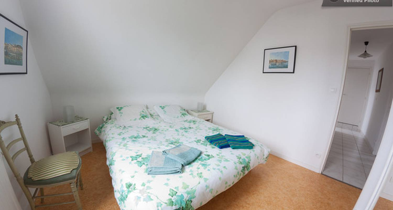 Chambre chez l'habitant: chambres a vannes à vannes (131202)