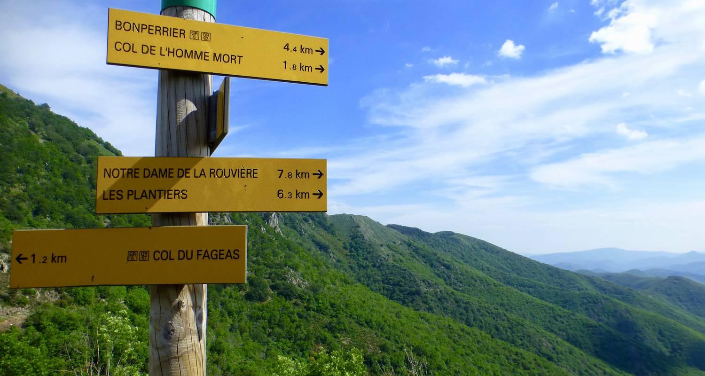 Activité: marcher dans la vallée borgne à saint-andré-de-valborgne (131293)