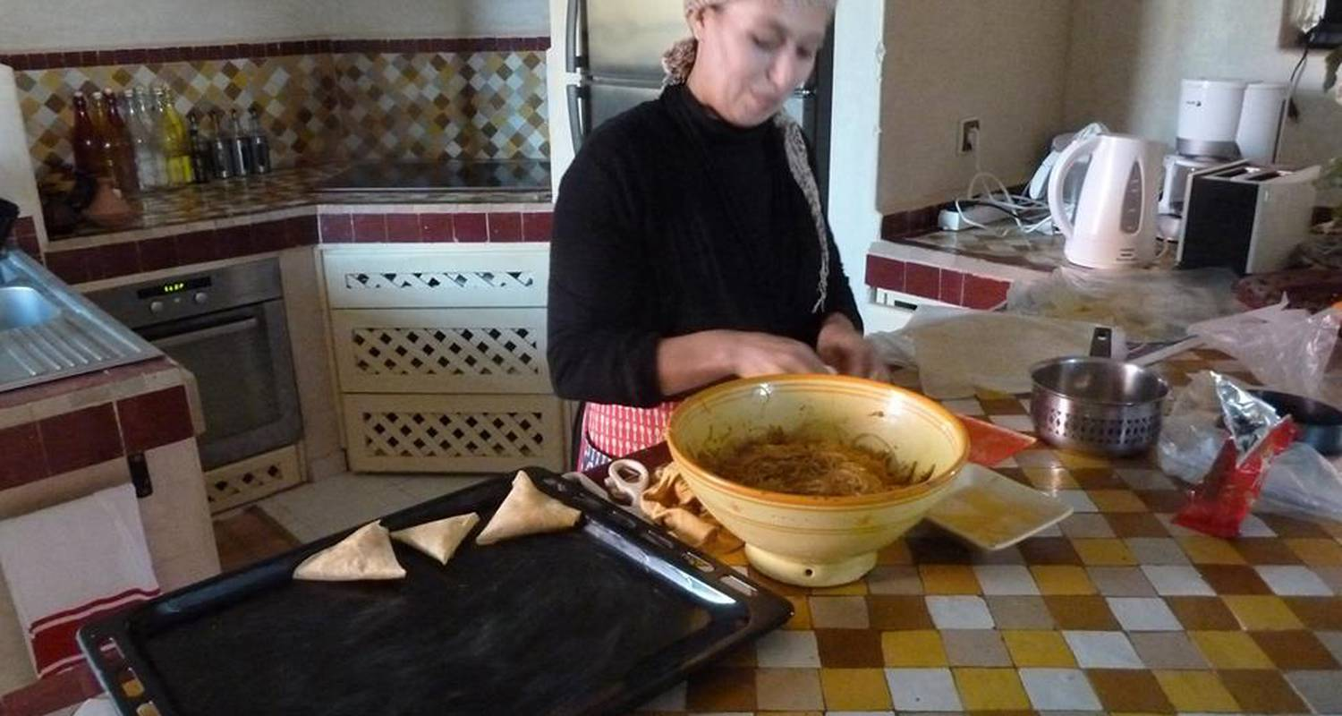 Activity: moroccan cooking class in oulad teïma (131306)