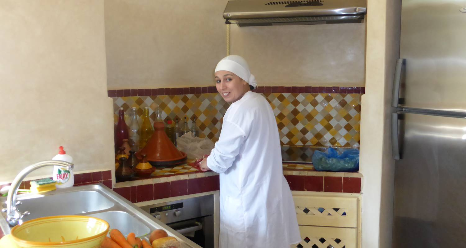 Activity: moroccan cooking class in oulad teïma (131307)