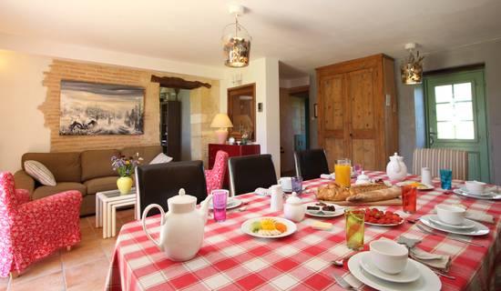 Britavit maison typique du Périgord