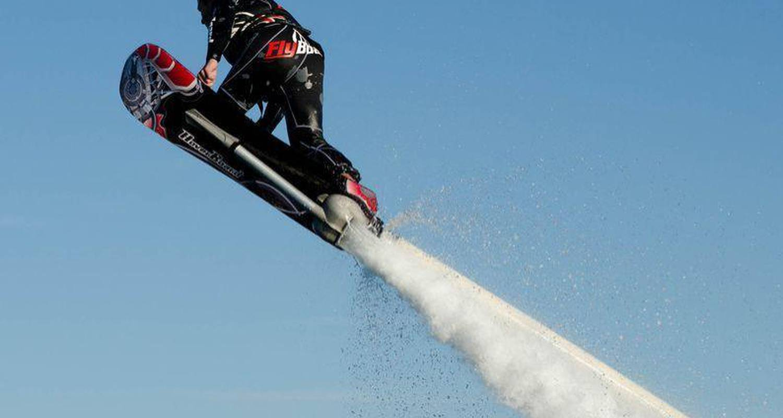 Activité: jet fly évasion      jetski/flyboard/hoverboard/bouée tractée à soulac-sur-mer (131333)