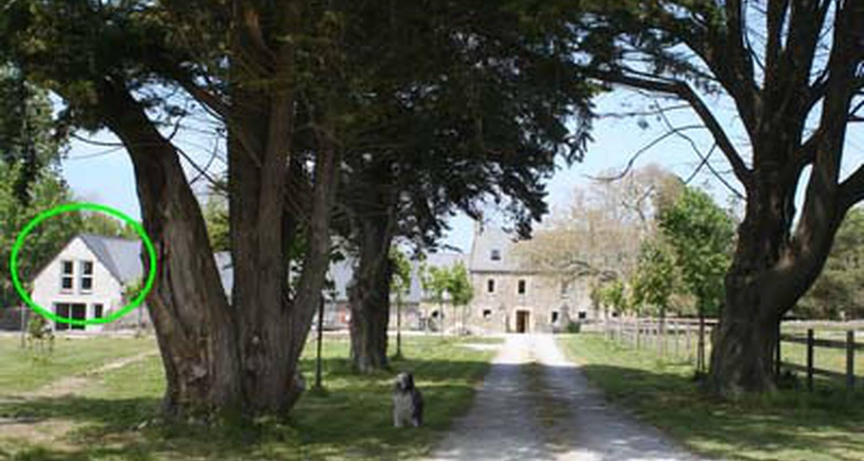 Gîte: gite du pressoir à blainville-sur-mer (131397)