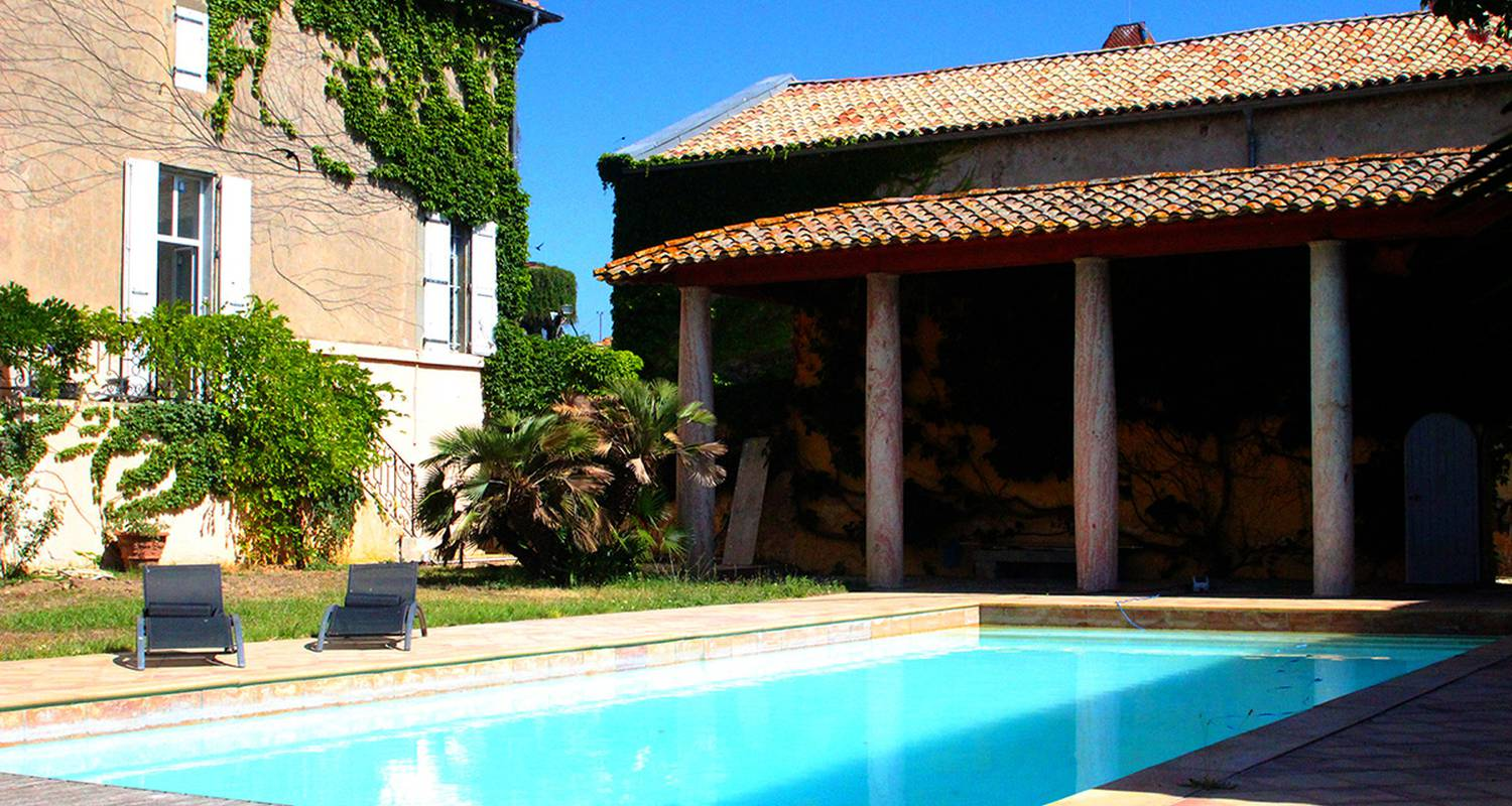 Bed & breakfast: chateau de paraza in paraza (131468)