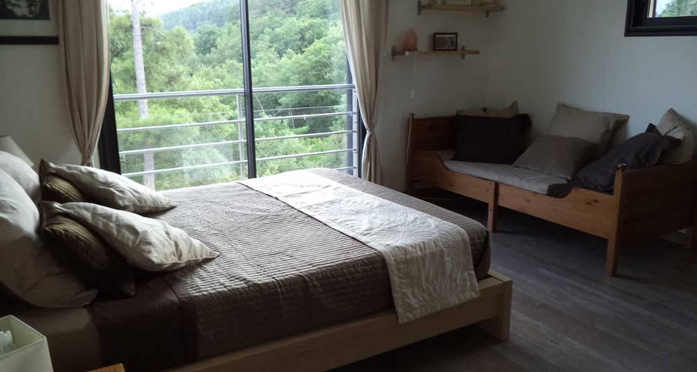 Logement meublé: la villa grazza  à aubenas (131482)