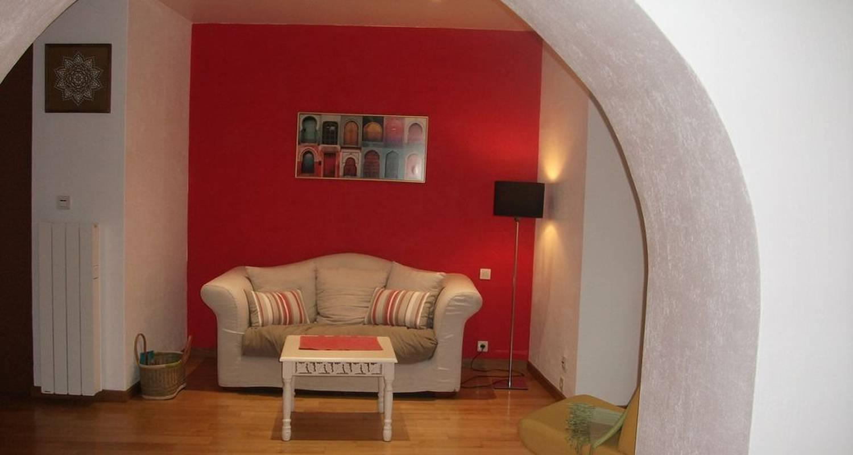 Logement meublé: jolie maison de vacances à agen (131553)