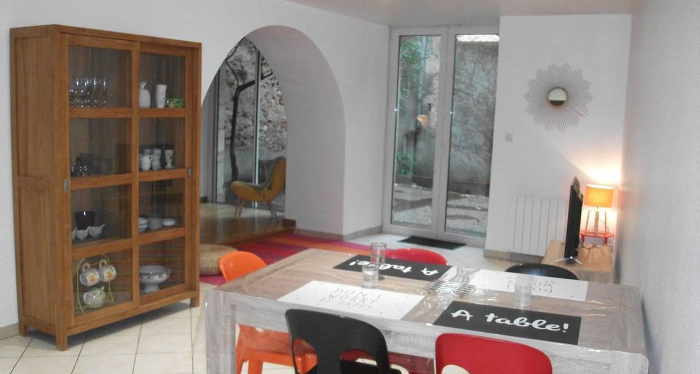 Logement meublé: jolie maison de vacances à agen (131551)
