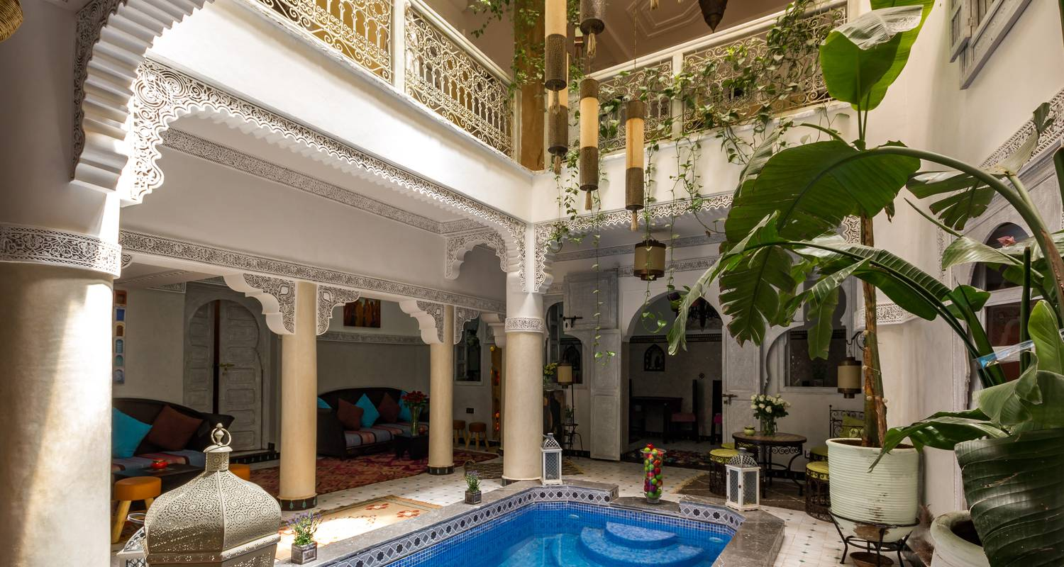 Riad: eloise riad in marrakech-tensift-al haouz (131557)