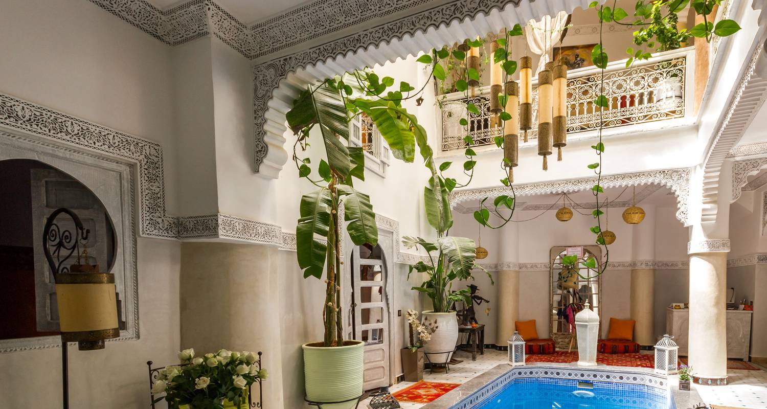 Riad: eloise riad in marrakech-tensift-al haouz (131558)