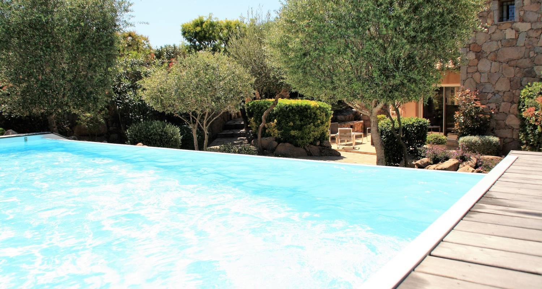 Furnished accommodation: villa concadoro  in porto-vecchio (131640)
