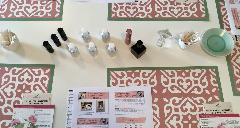 Activity: natural perfume creation workshop in romans-sur-isère (131718)