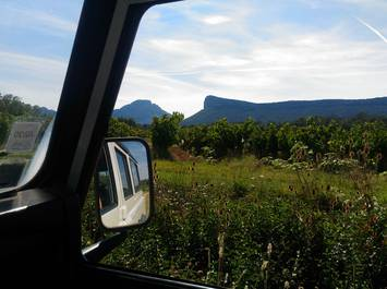 Vigno'vins, discovery of the vineyard of Pic Saint Loup in 4x4