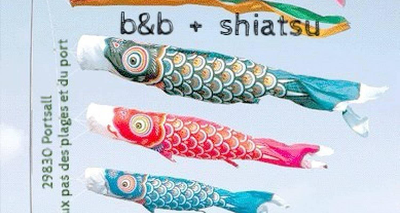 Bed & breakfast: ker al b&b + shiatsu in portsall (131896)