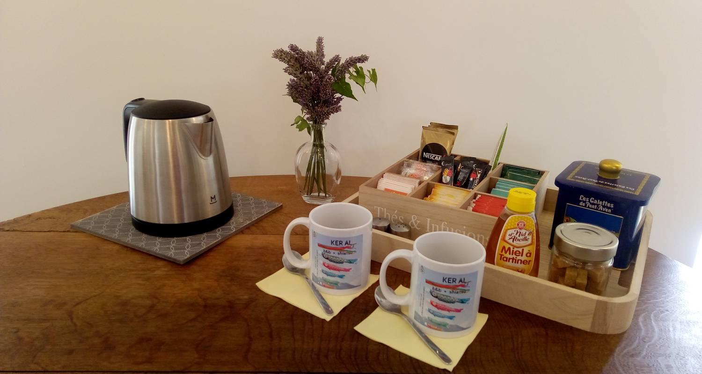 Bed & breakfast: ker al b&b + shiatsu in portsall (131929)