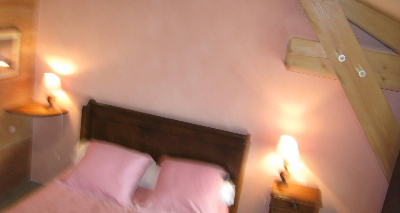 Chambre d'hôtes: le peche de paresse à saint-andré-en-vivarais (131906)