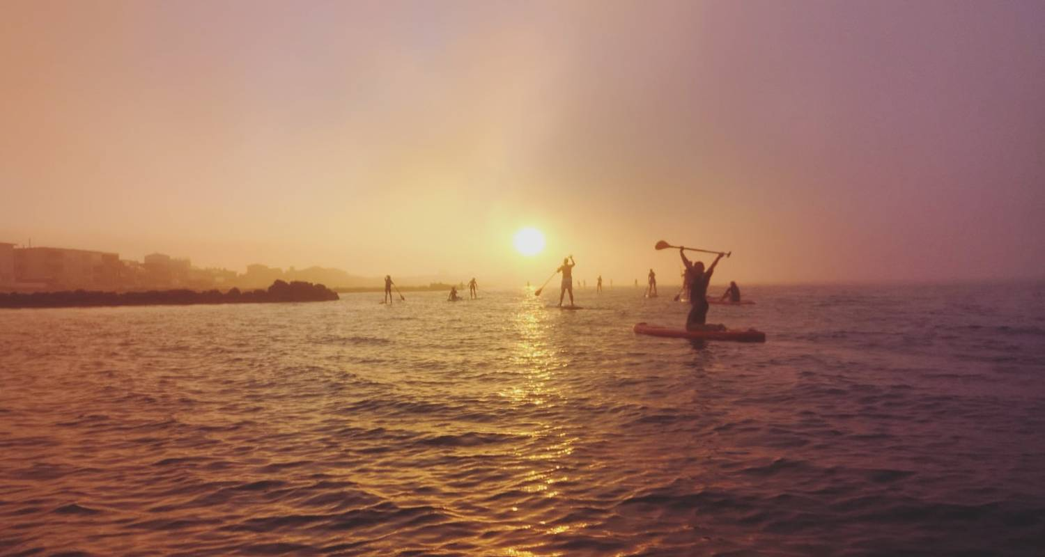 Activity: sunshine paddle in palavas-les-flots (131937)