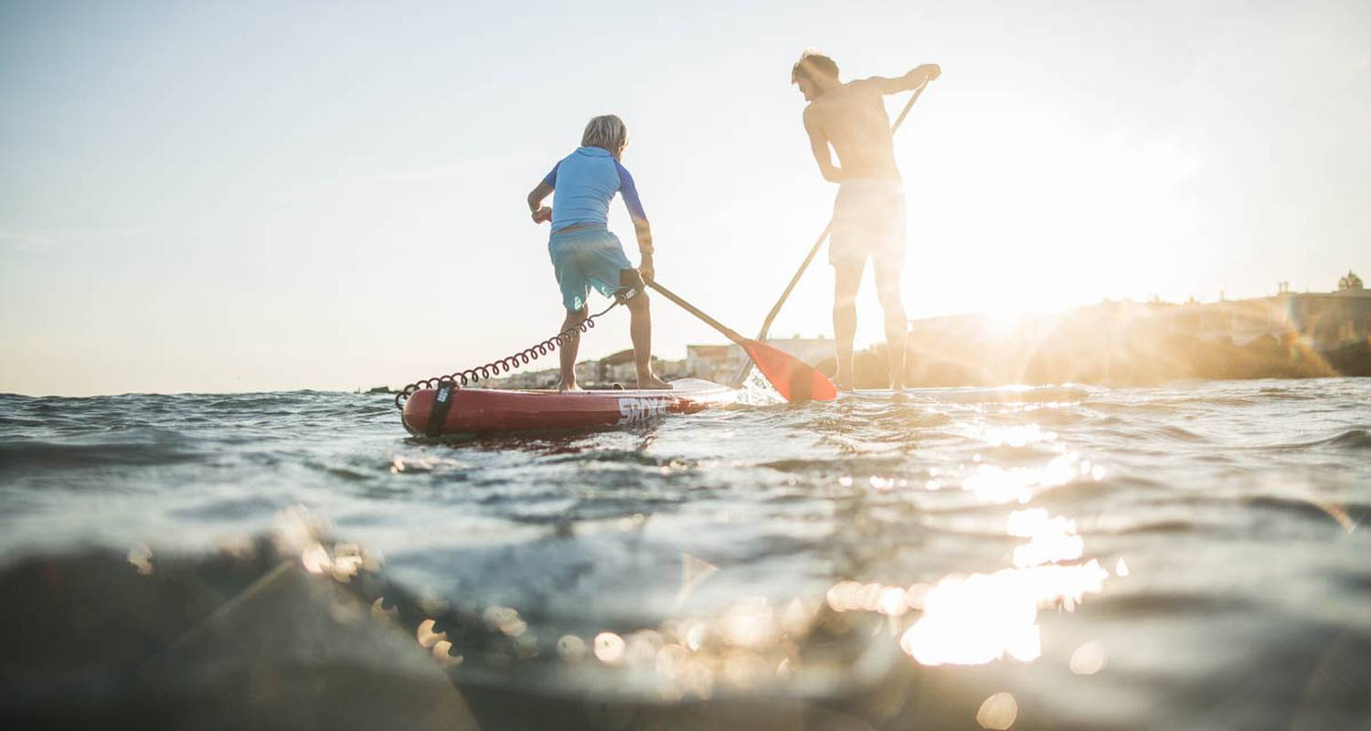 Activity: sunshine paddle in palavas-les-flots (131935)