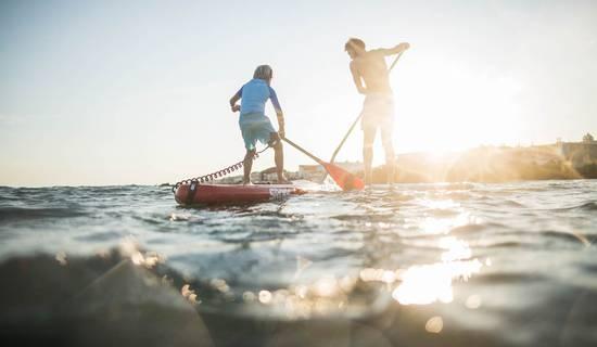 Sunshine Paddle picture