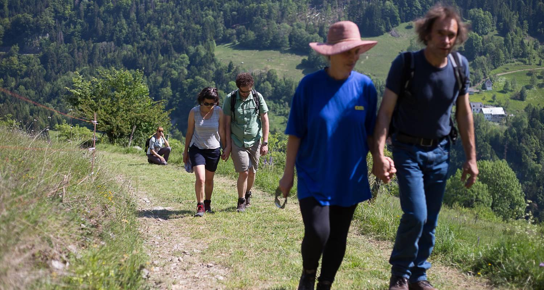 Activité: marche consciente en chartreuse by florence ratat à entremont-le-vieux (134002)