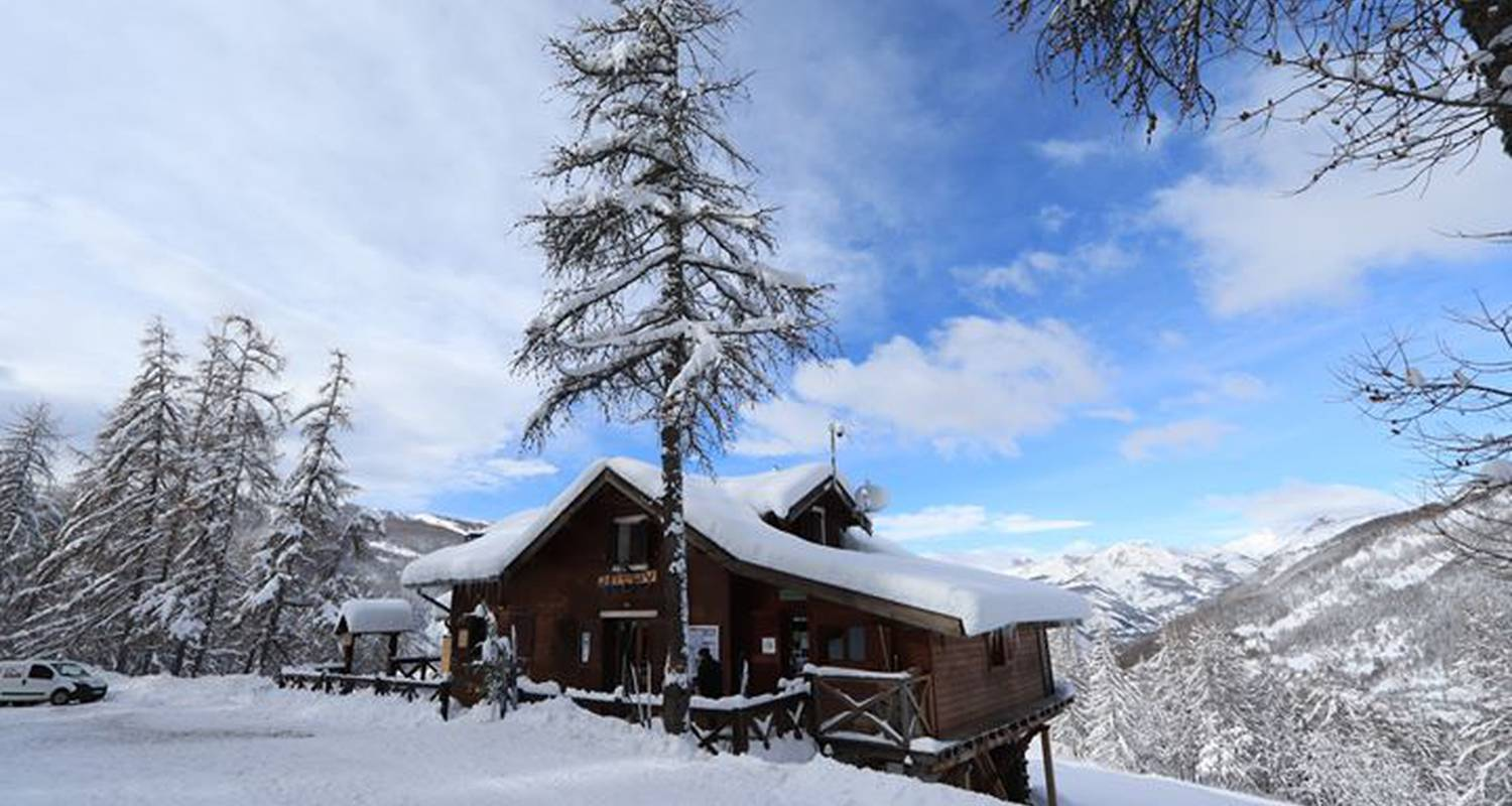 Other kind of rental accommodation: mountain yurt in colmars (133375)