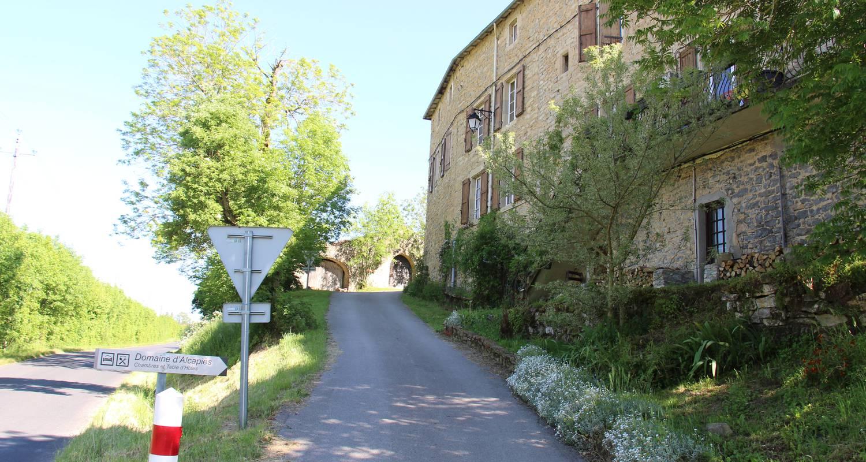 Habitación de huéspedes: anita gautier en saint-jean-d'alcapiès (132237)