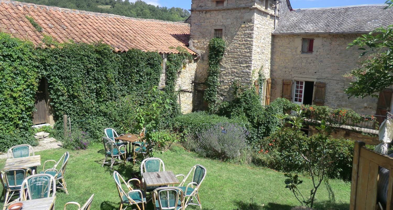 Habitación de huéspedes: anita gautier en saint-jean-d'alcapiès (132236)