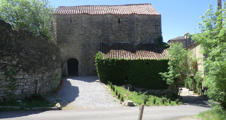 Habitación de huéspedes: anita gautier en saint-jean-d'alcapiès (132238)