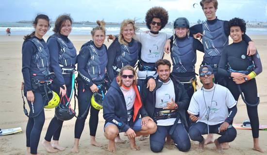 Kitesurfing in Essaouira  picture