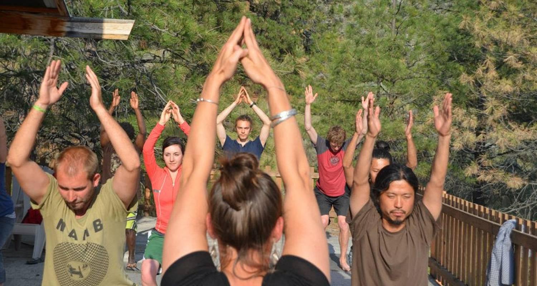 Activity: séjour rando - yoga en montagne in colmars (132465)