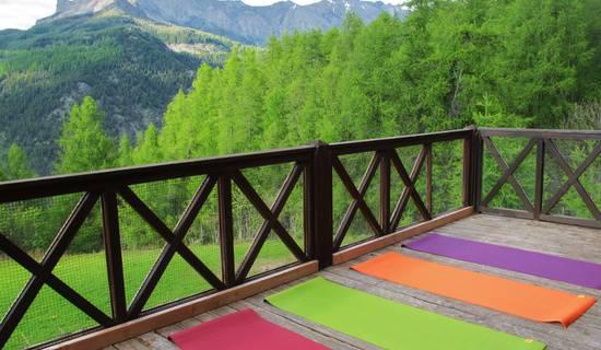 Séjour rando - yoga en montagne photo
