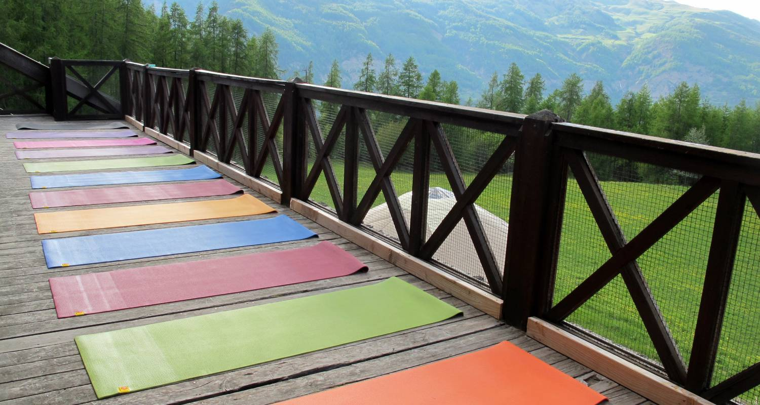 Activity: séjour rando - yoga en montagne in colmars (132332)