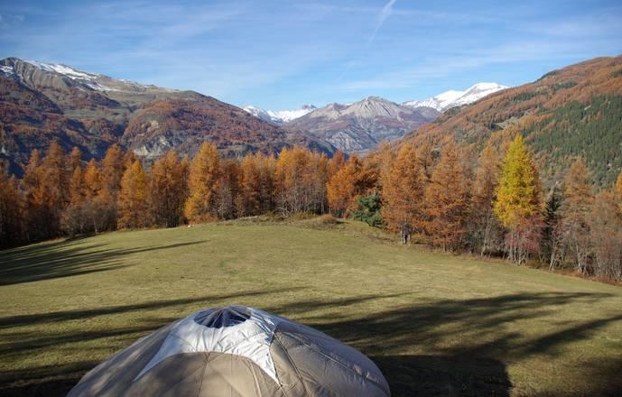 Séjour rando - yoga en montagne