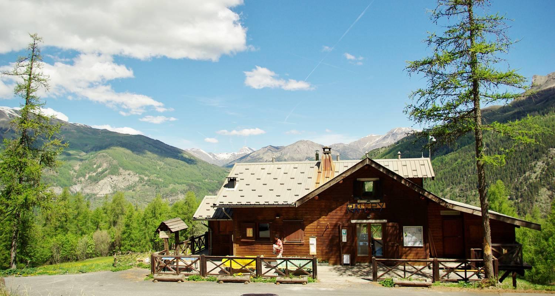 Activité: séjour rando - yoga en montagne en colmars (132337)