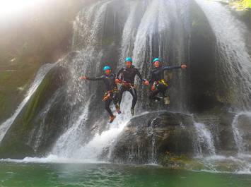Discovery Canyoning of the Furon