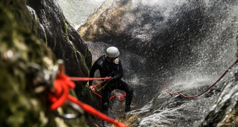 Activité: canyoning découverte du furon à sassenage (132343)