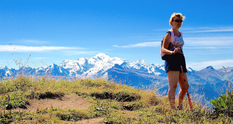 Activity: vtt, randonnée, parapente, alpinisme in samoëns (132361)