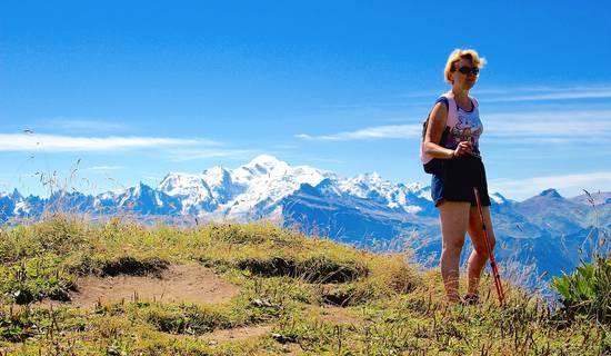 VTT, randonnée, parapente, alpinisme