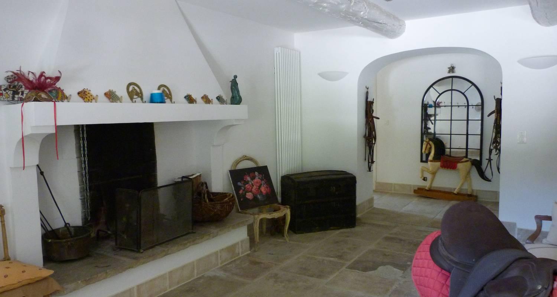 Logement meublé: la cavalière à l'isle-sur-la-sorgue (132401)