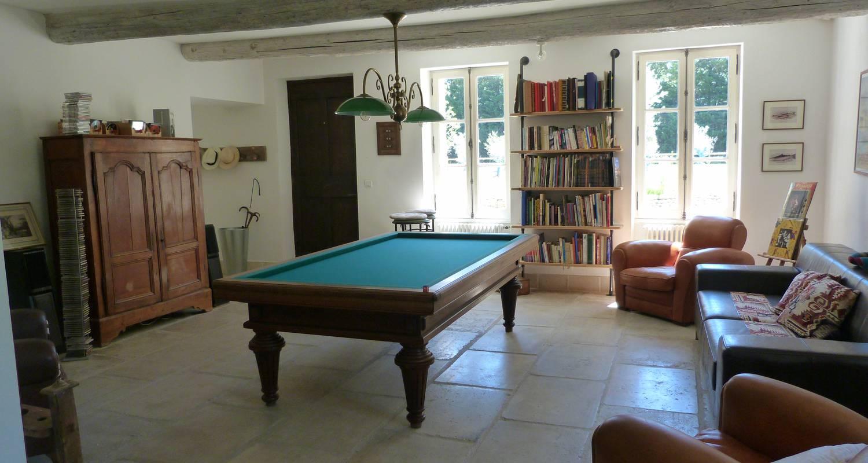 Logement meublé: la cavalière à l'isle-sur-la-sorgue (132403)