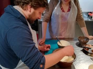 Cours de cuisine médiévale