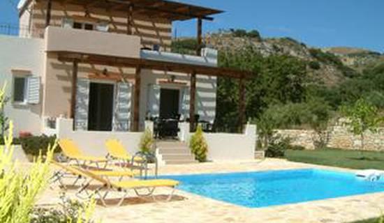 Chambre d'hôtes, au coeur de l'ile de Crète foto