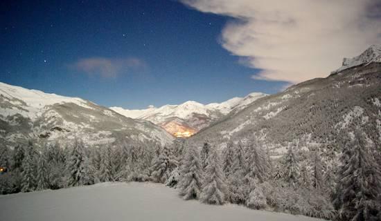 weekend évasion ski de fond et raquettes photo