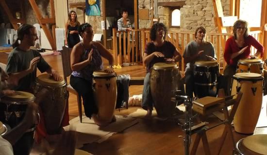 Stage d'été de Danse et Percussions Africaines et Afro-cubaines picture