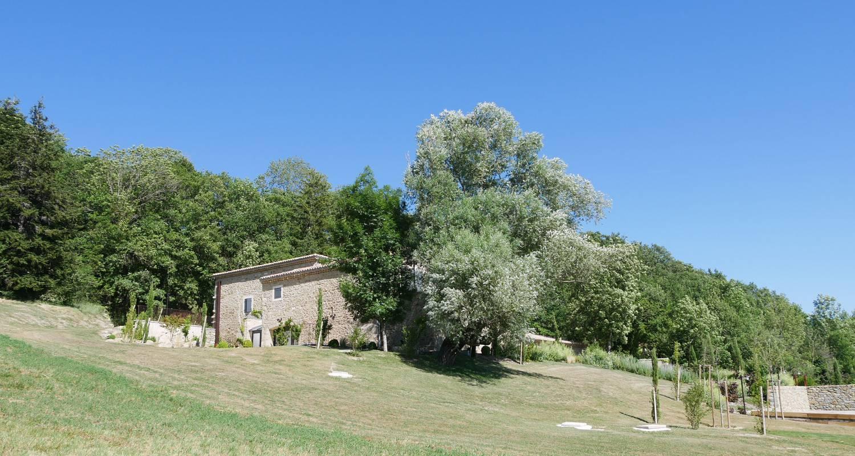Group gîte: la ferme du rastel in bourdeaux (132591)